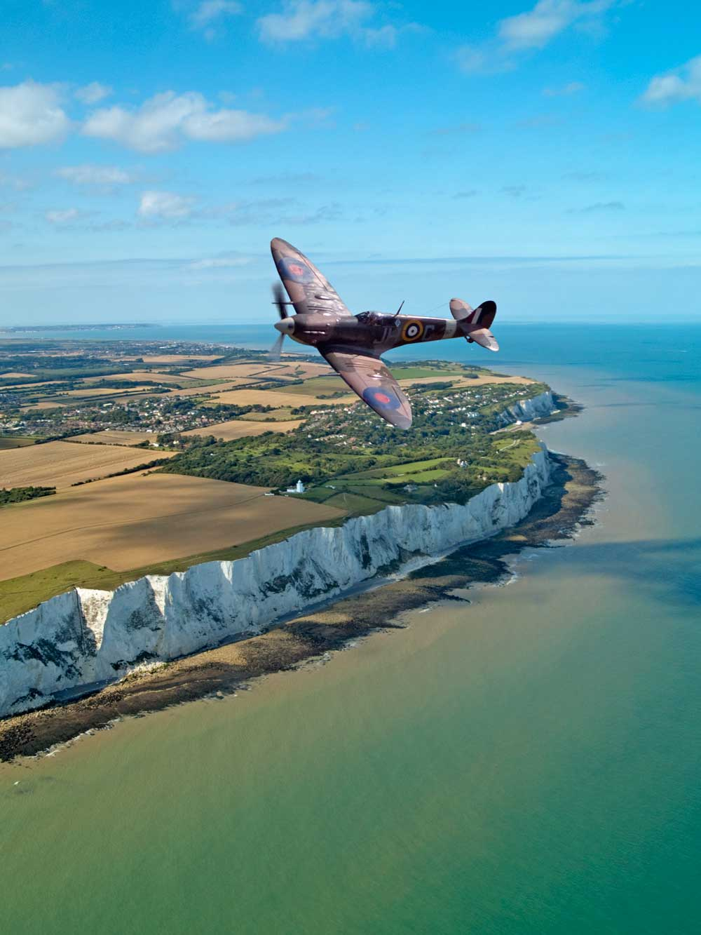 Click Here For Wallpaper Mural Options · Spitfire ...