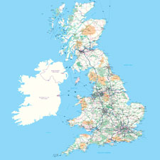 Ordnance Survey National Map