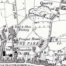 Ordnance Survey Historic Maps