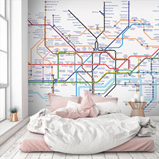 London Underground Tube Map