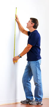 measure your wall