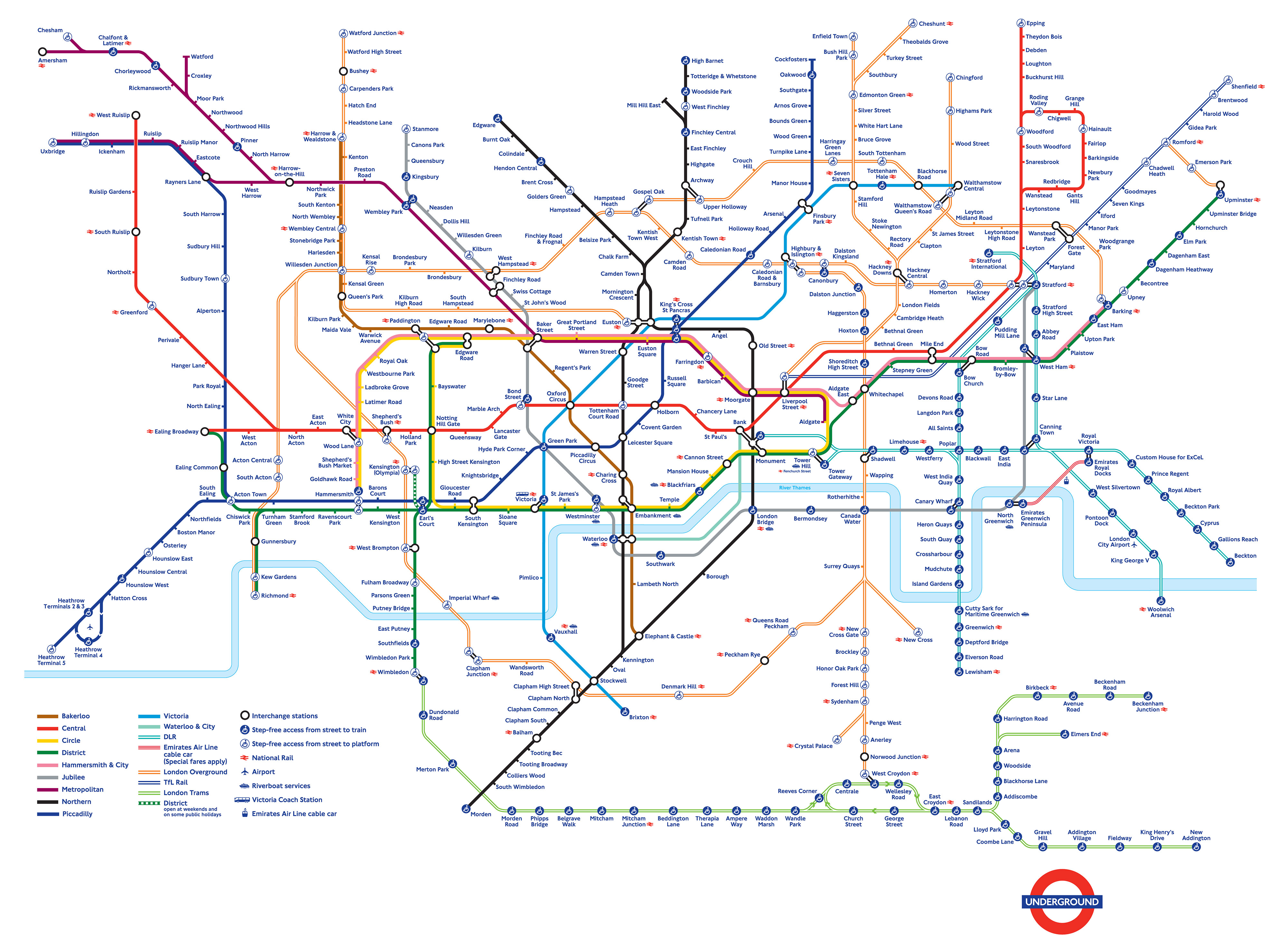 Tube Map Of London.London Underground Tube Map Wallpaper