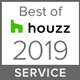 Best of Houzz Award 2019 - Client Satisfaction