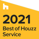 Best of Houzz Award 2021 - Client Satisfaction