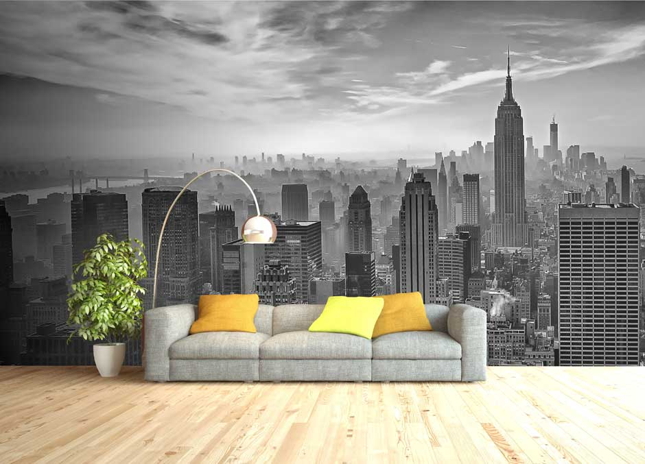 Custom wall murals photo wallpaper redcliffe imaging for Custom mural wallpaper uk
